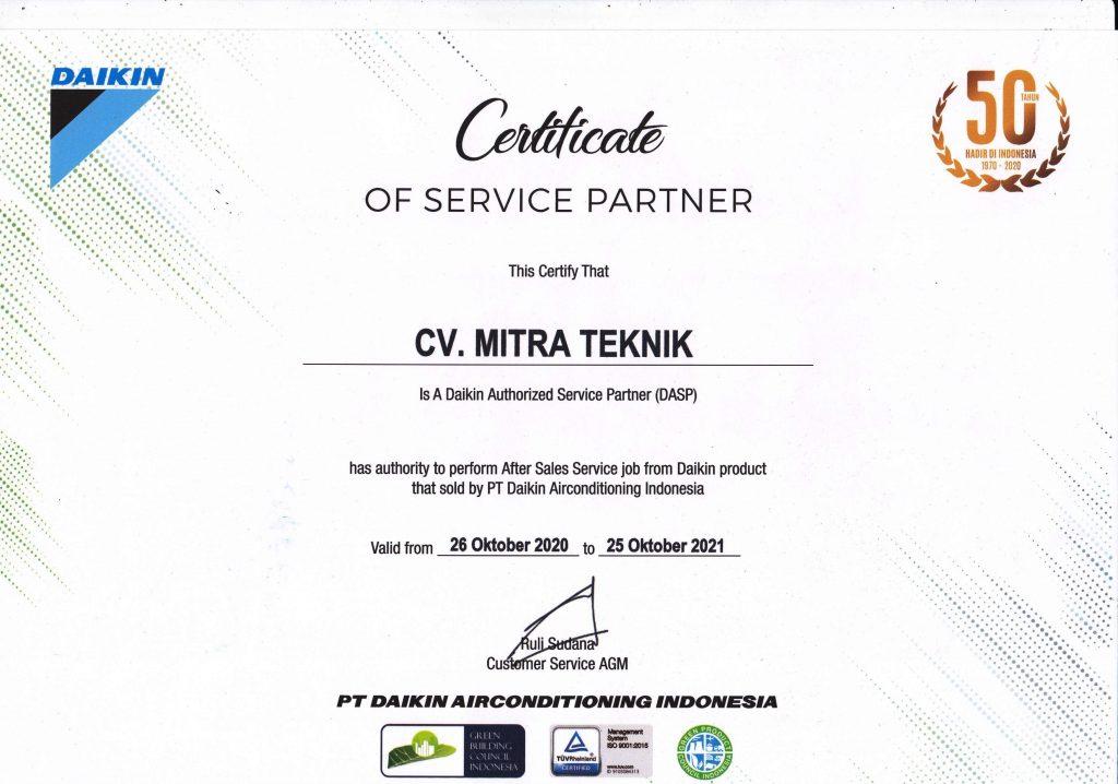 CV Mitra Teknik
