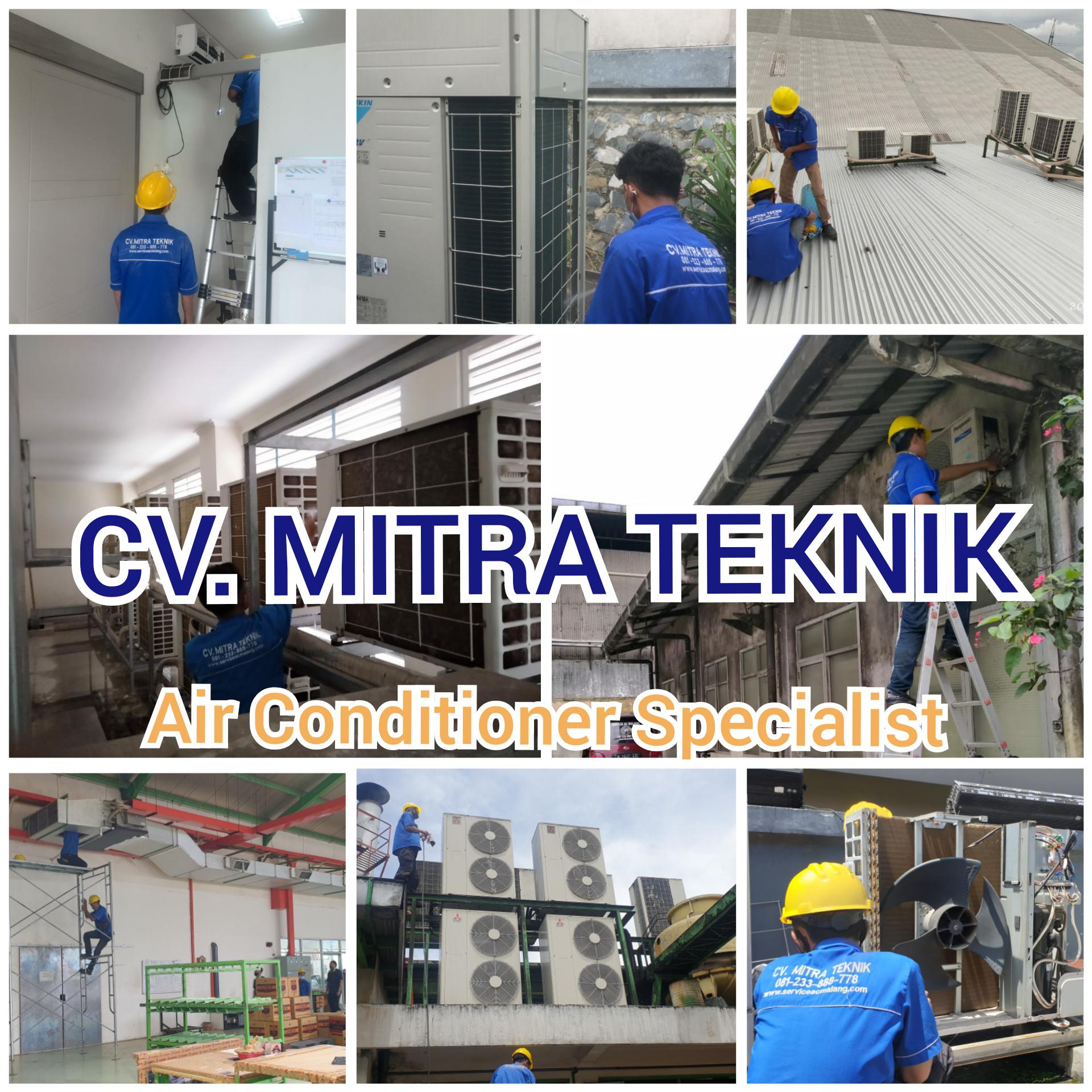Service AC Malang Mitra Teknik
